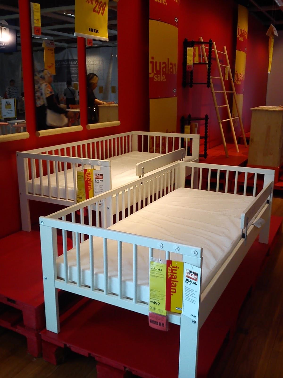 Katil Baby Ikea Desainrumahid