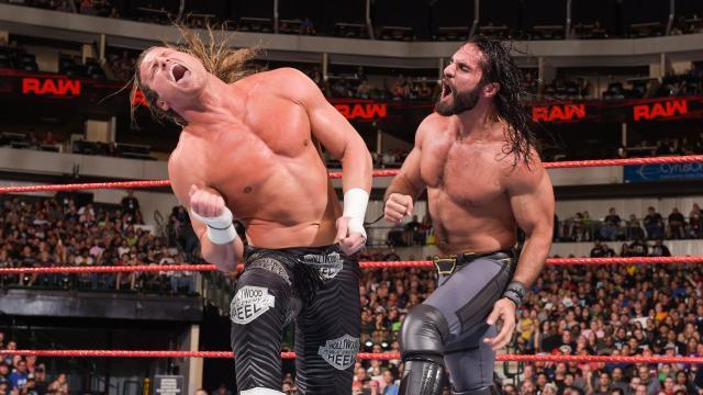 WWE Raw Results : Seth Rollins def. Dolph Ziggler