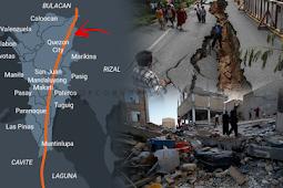 """Pinaghahandaan na ang paggalaw ng West Valley Fault na magdudulot ng 7.2 magnitude earthquake o """"The Big One."""""""