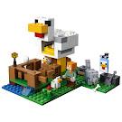 Minecraft The Chicken Coup Regular Set