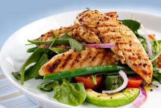 alimentacion baja en grasas