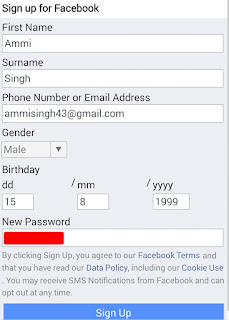 without number wali facebook id kaise banate hai, faceboo par id kaise banate hai