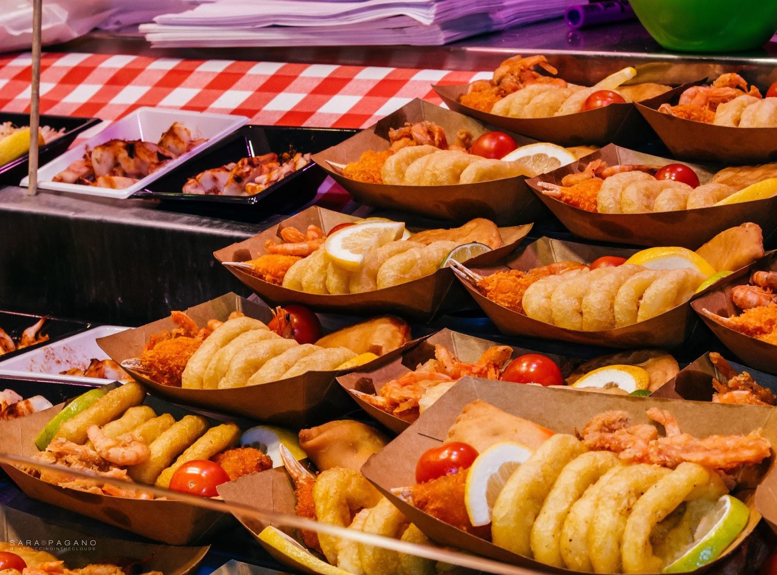 Cosa vedere a Barcellona: la bouqueria