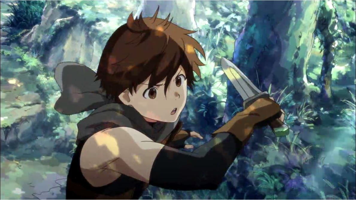 A Field Of Several Stars Hai To Gensou No Grimgar Episode 1 Startlingly Beautiful