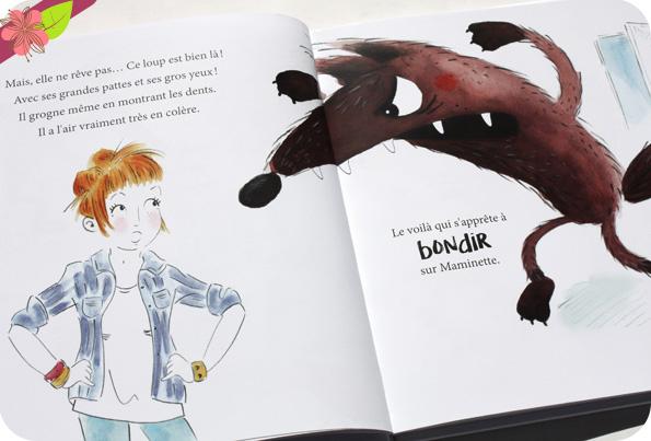 Colère de loup de Louison Nielman et Nathalie Janer - Gautier-Languereau