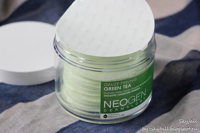Neogen Dermalogy Bio-Peel Gauze Peeling, отзывы
