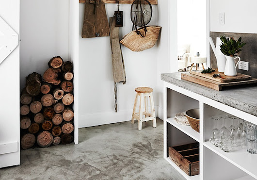 The Best Way to Get a Rustic look