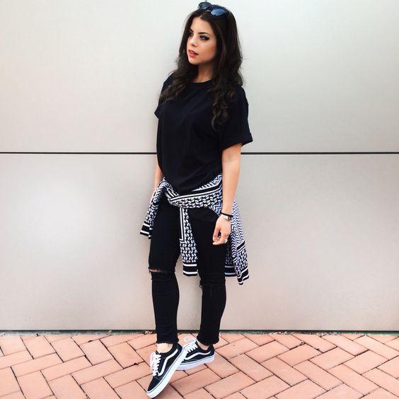Trending Black Vans Sneakers Fashion Cognoscente