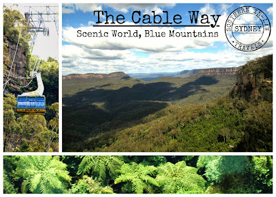 Scenic World Blue Mountains Review - The Cableway