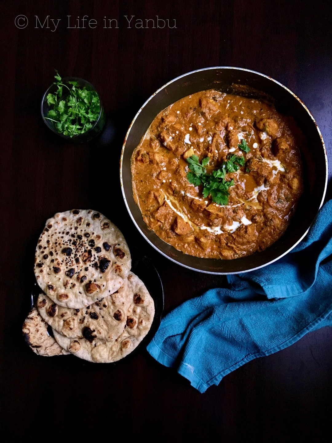Murg Makhani aka Butter Chicken