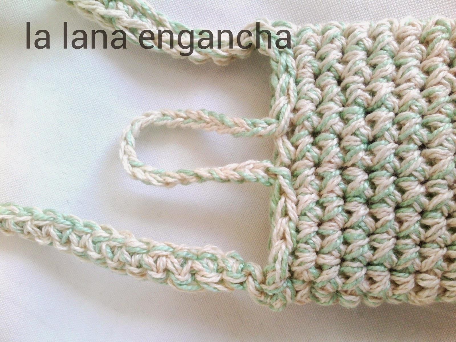 La lana engancha: FUNDA PARA MOVIL