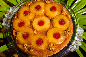 http://www.cdkitchen.com/recipes/articles/view/571/1/National-Pineapple-Upside-Down-Cake-Day.html
