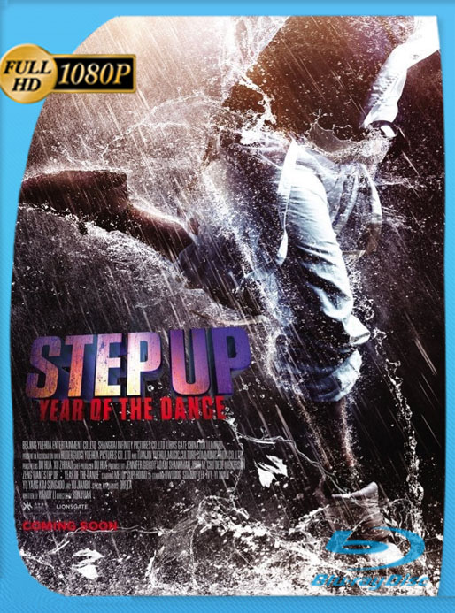 Step Up China (2019) WEB-DL [1080p] [Latino] Luiyi21