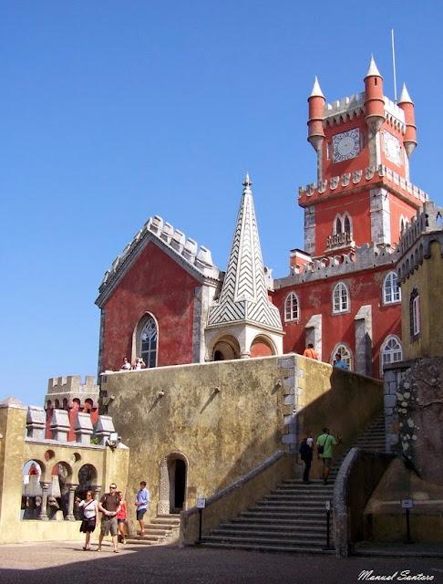 Sintra, Palacio de Pena