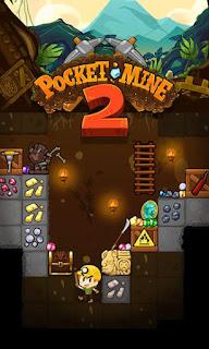 Pocket Mine 2 Mod Apk v3.3.1.52 Full Update Terbaru