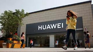 Huawei CEO Ren Zhengfei says will not bow to US pressure