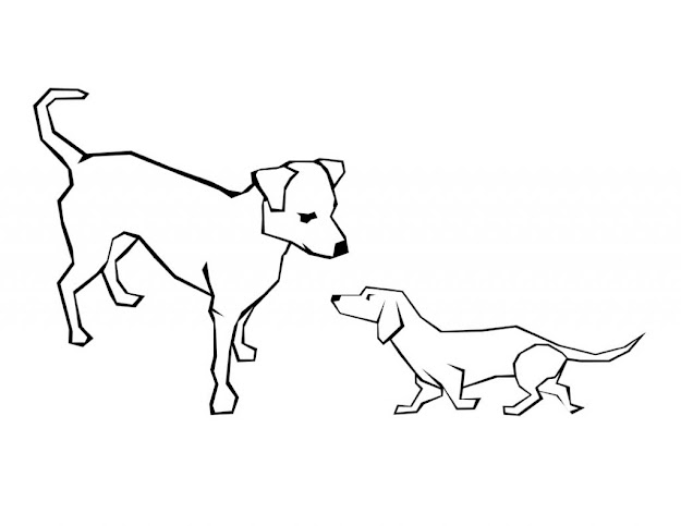 Dog Coloring Pages For Kids Perfect With Photo Of Dog Coloring