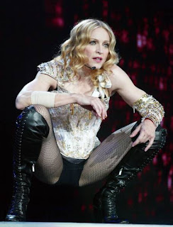 Madonna Sexy Entertainer Celebrity