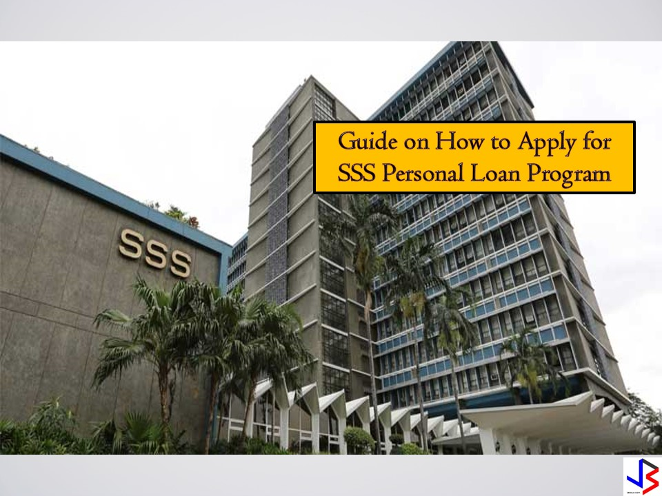 A Guide on How to Apply for Affordable SSS Pension Loan Program
