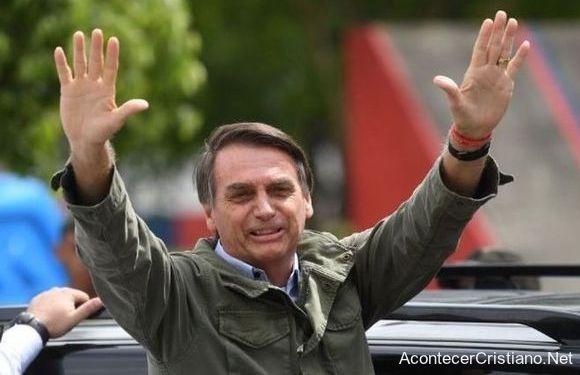 Presidente de Brasil Jair Messias Bolsonaro
