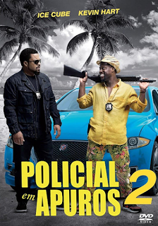 Policial em Apuros 2 BDRip Dual Áudio AVI + Torrent 720p e 1080p