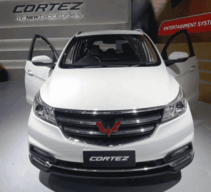 Mobil Wuling Cortez 1500 cc