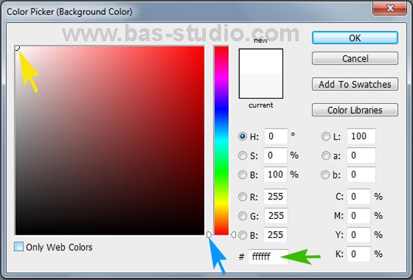 Cara Membuat Kode Warna Lewat Photoshop