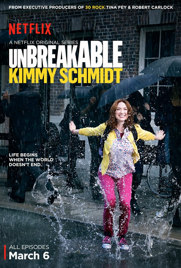 Unbreakable Kimmy Schmidt (2015-) ταινιες online seires oipeirates greek subs