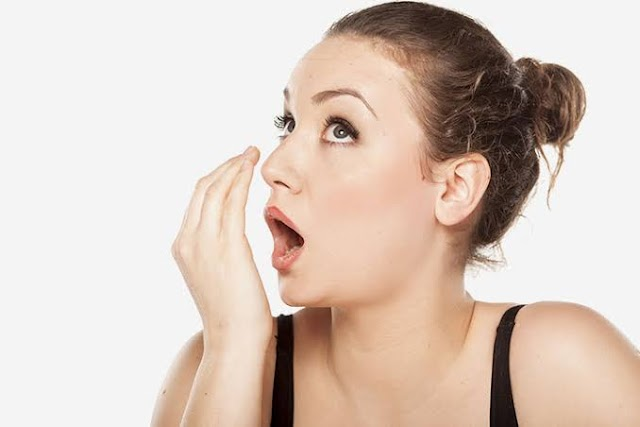 Get Rid Of Bad Breath, Toothache, Teeth Coloration And Get Healthy Gums Naturally