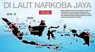 Indonesia Melawan Narkoba oleh Amanda Pattinama Siswi Kelas XI SMTK Bethel Jakarta