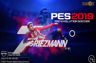PES 2019 v2.3.3 Mobile 2018 Full Kits 2018/2019 Apk Obb