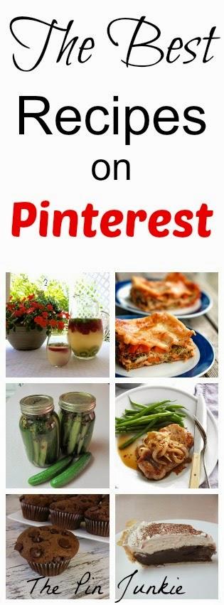 best pinterest recipes