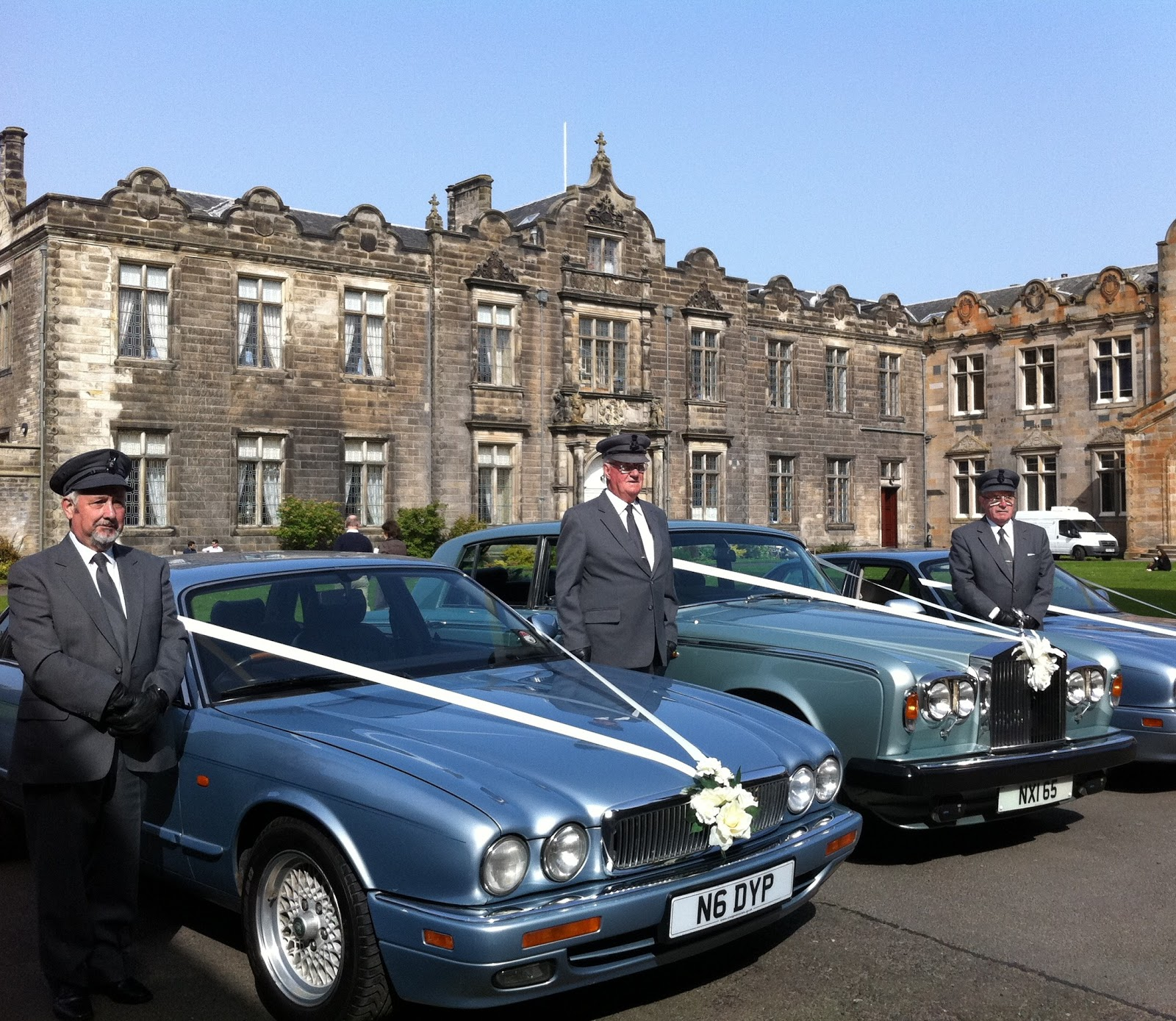 Wedding Car Hire Glenrothes