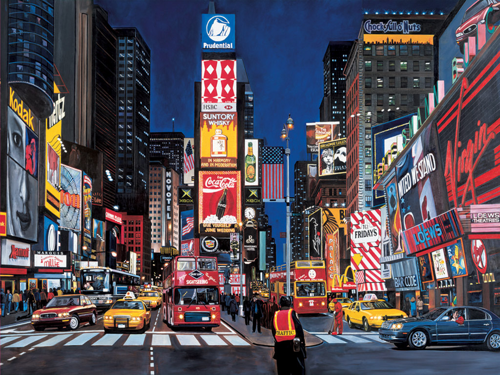 Times Square   New York Most Visited Spot 2013   Travel ...