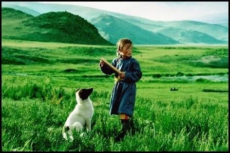 El perro mongol (Byambasuren Davaa, 2005)