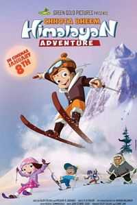 Chhota Bheem Himalayan Adventure Hindi Cartoon Movie Download 300MB