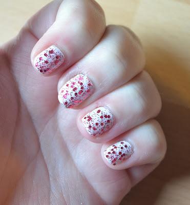 Topshop nail polish swatch
