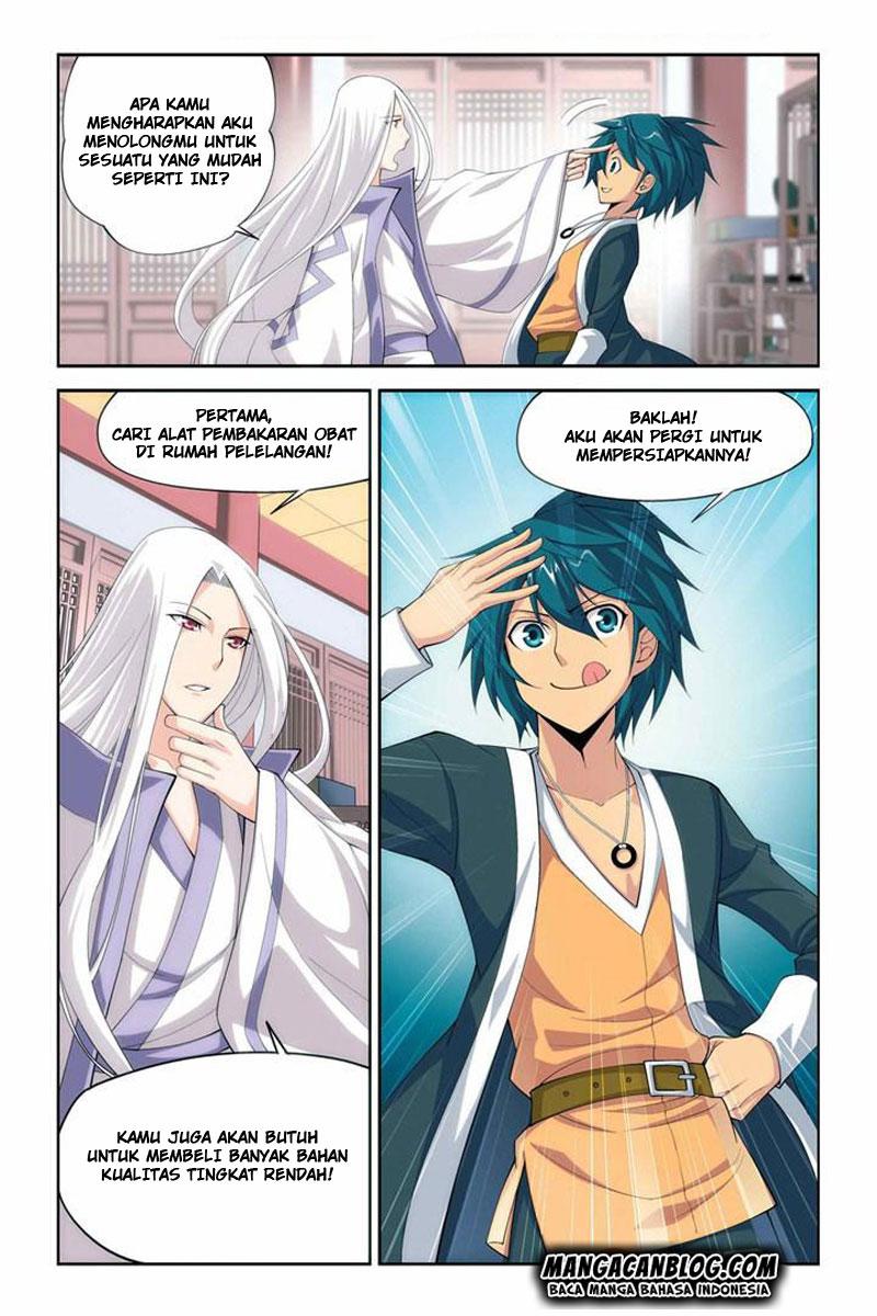 Battle Through Heaven Chapter 15-4