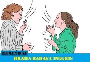 Drama Pendek Bahasa Inggris Keren : Materi (Enough dan Too), dialog, www.bukusemu.my.id