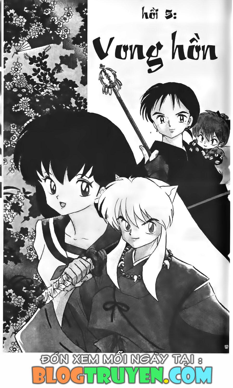 Inuyasha vol 08.5 trang 2