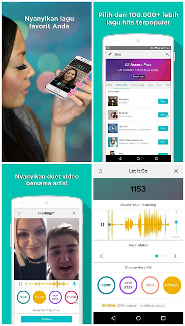 Download Smule Apk Full Unlock VIP
