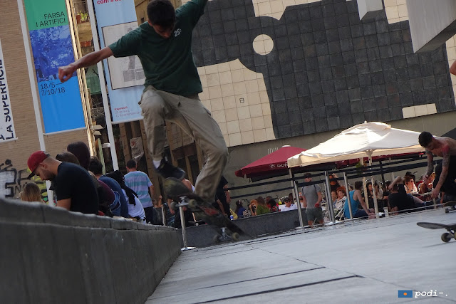 macba - skateboarding
