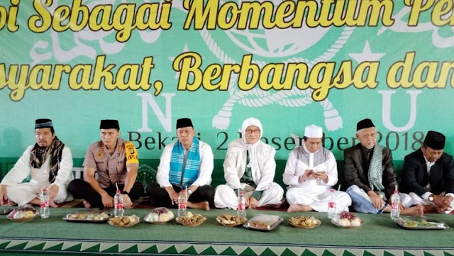 Pesan Nabi Jauhi Caci Maki Bergema dari Jakarta sampai Tangsel