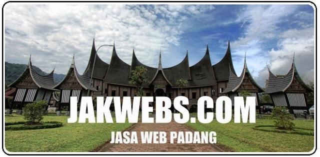 JASA PEMBUATAN WEBSITE PADANG