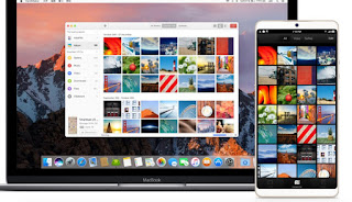 Come spostare foto da Android a Mac