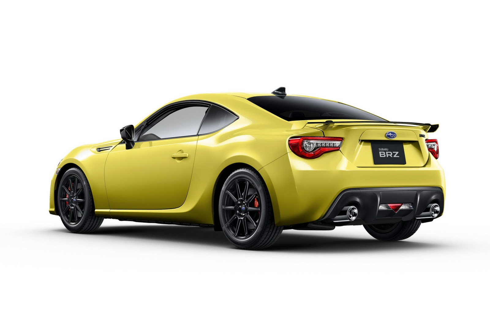 japan gets 2017 subaru brz gt range topper. Black Bedroom Furniture Sets. Home Design Ideas