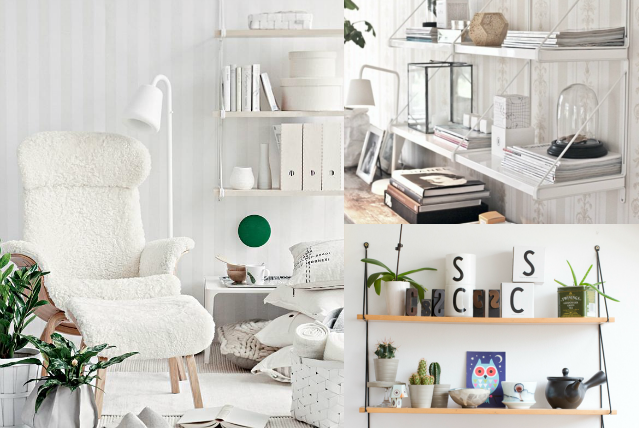 Estantería Gällö Ikea