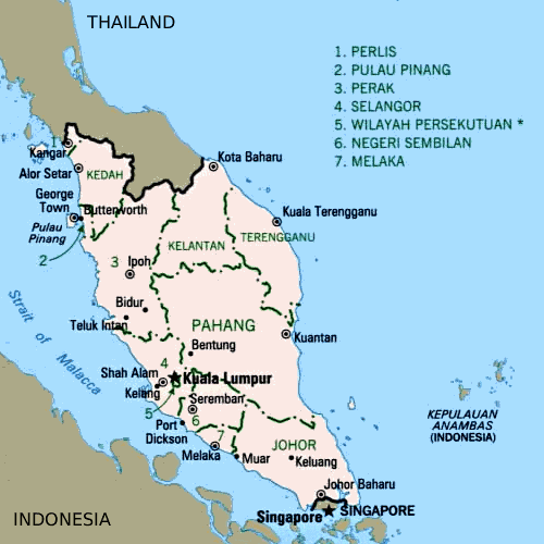 Peninsular Malaysia: DownWithTyranny!: Why Is Malaysia So Important To TPP? The