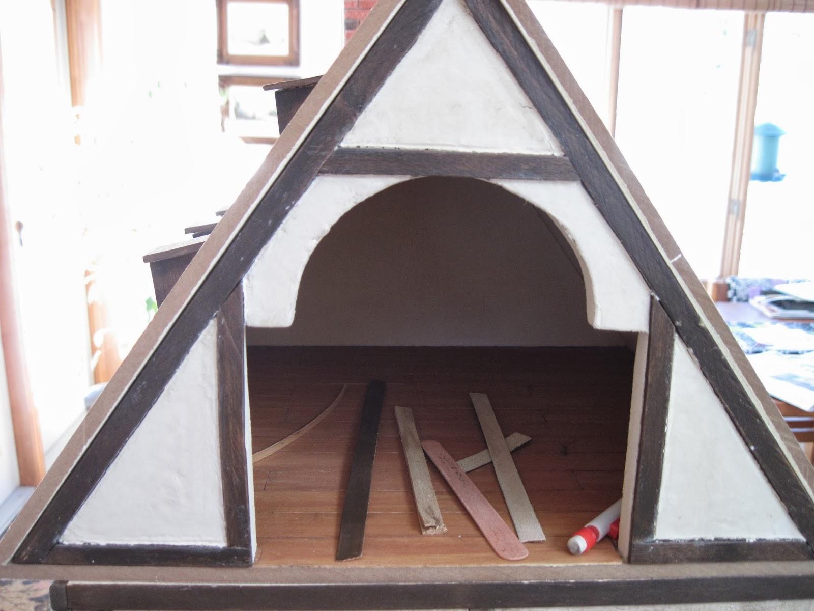 pulchinella's cellar miniatures: How to Make Miniature Slate