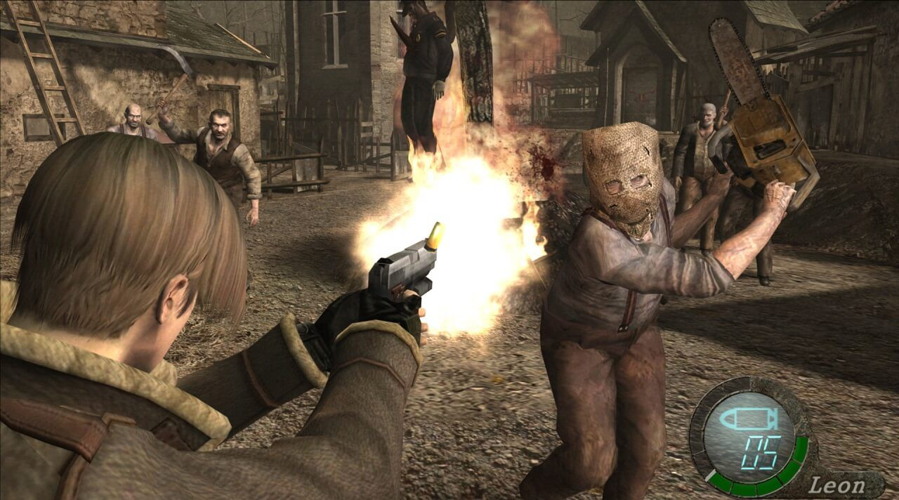 resident evil 4 game download for pc highly compressed